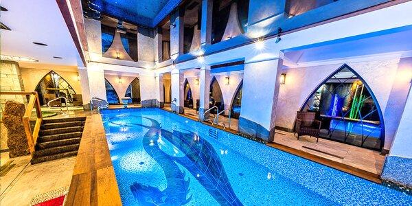 Luxusní resort v Polsku: jídlo, wellness i program