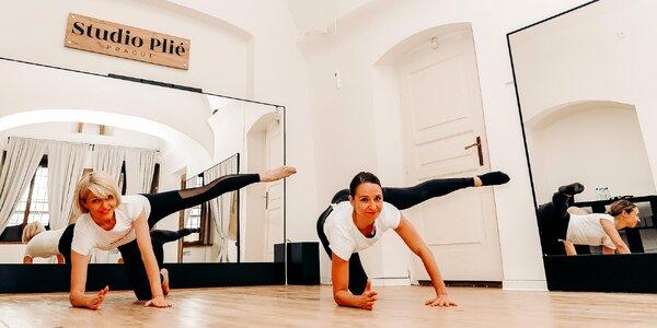 Skupinová lekce i individuální trénink jógy aj.