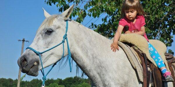 Vyjížďky na koních pro jednoho i pro pár