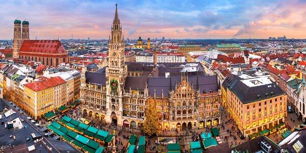 Adventní výlet na nejstarší trhy do Mnichova