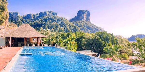 4* resort v Thajsku, 2 bazény, 200 m od pláže