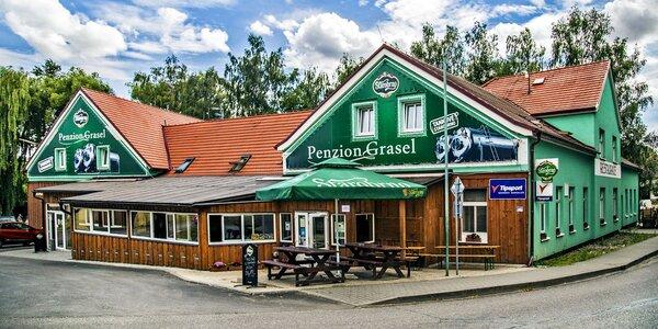 Relax na Moravě: polopenze, wellness i výlety