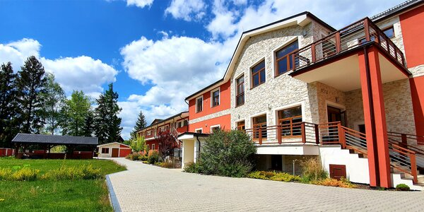 Za turistikou k Bešeňové: útulný hotel se snídaní