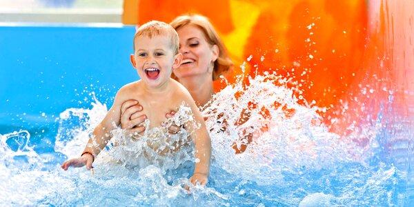 Celodenní vstup do Aquaparku Senec pro dospělého