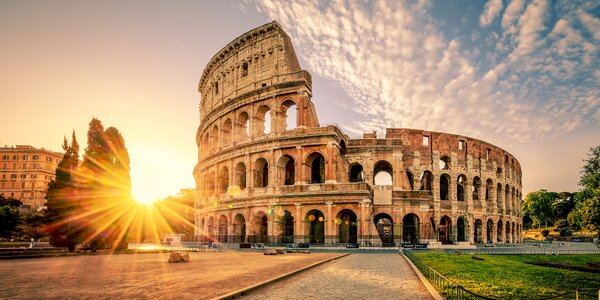 Podzim v Římě: letenky a 3 noci v dostupnosti metra