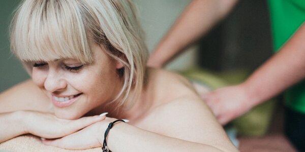 Zdravotní masáže proti únavě a bolesti