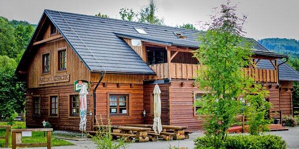 Beskydská Dolní Lomná: rodinný apartmán a wellness