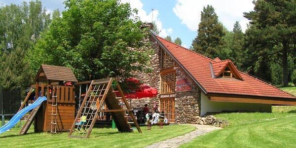 Cyklotoulky a turistika kolem Lipna a po Šumavě