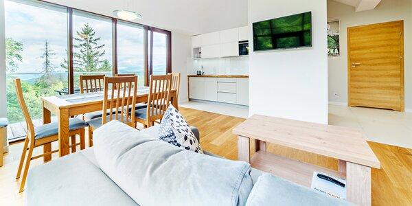 Szklarska Poreba: moderní apartmány pro 4 osoby