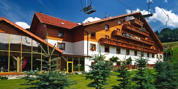 Pobyt v polských Beskydech s jídlem a wellness
