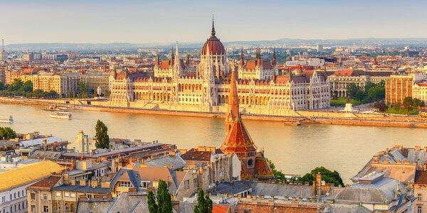 Luxus v Budapešti: pobyt s bohatou snídaní