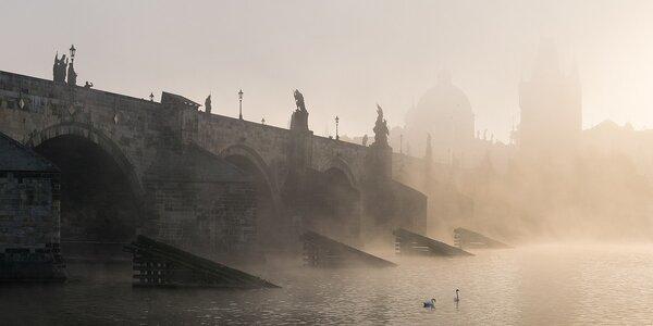 3hodinový kurz fotografování svítání v centru Prahy
