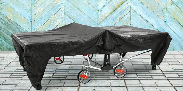 Zakrývací nepromokavá plachta na stůl i motorku