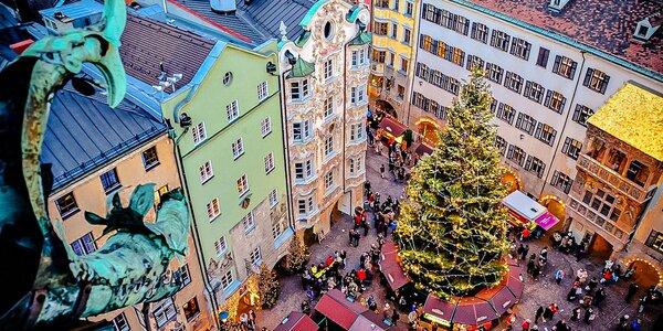 Adventní výlet do rakouského Innsbrucku