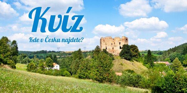 Kvíz: Kde žijí v Česku draci, kam na Uhelné safari a kudy za Smraďochem?