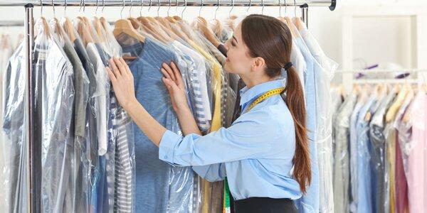 Jako ze škatulky: vouchery do čistírny oděvů