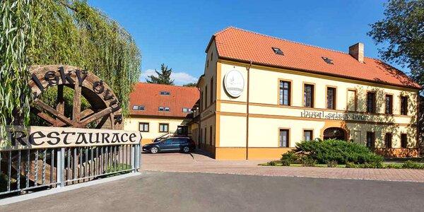 Romantický 4* hotel v Praze se snídaní a saunou
