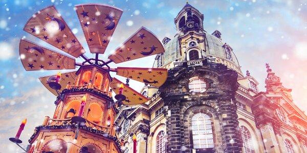 Advent v Německu: Berlín, Drážďany i Lipsko