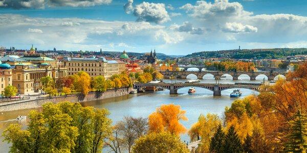 Pobyt v Praze se snídaní i vstupenkami do muzeí