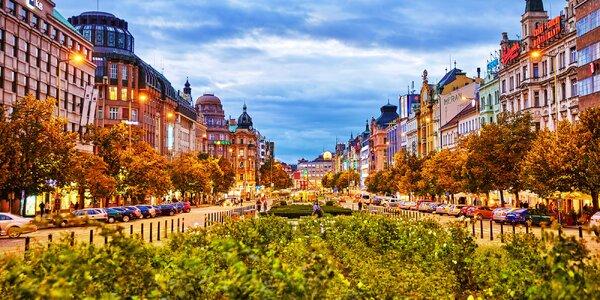 Pobyt se snídaní a saunou v centru Prahy