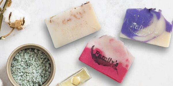 Přírodní mýdla tradiční výroby z kvalitních olejů