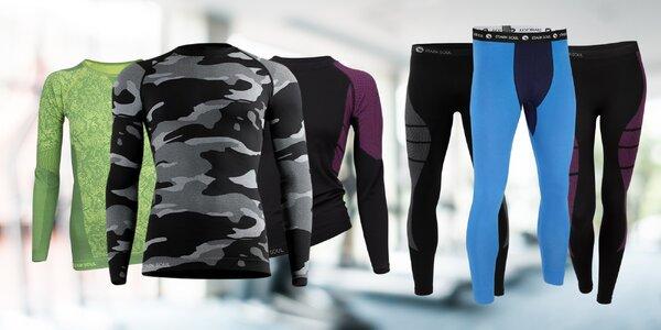 Pohodlné termoprádlo beze švů pro muže i ženy