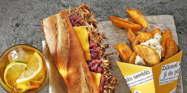30% sleva na BB menu v Bageterii Boulevard