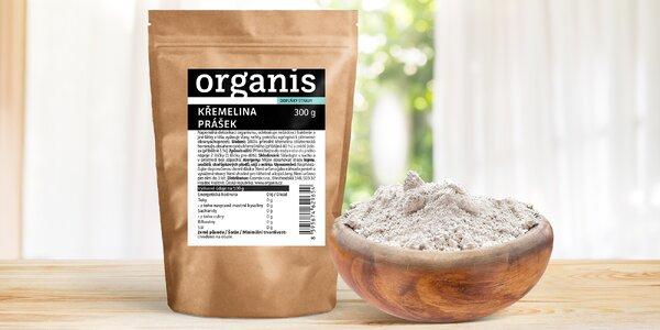 100% křemelina: přírodní očista pro váš organismus