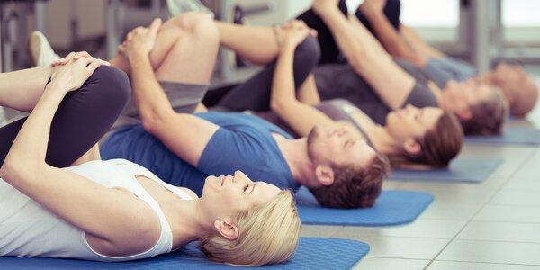 Jednotlivé vstupy i permanentka na yogu i pilates