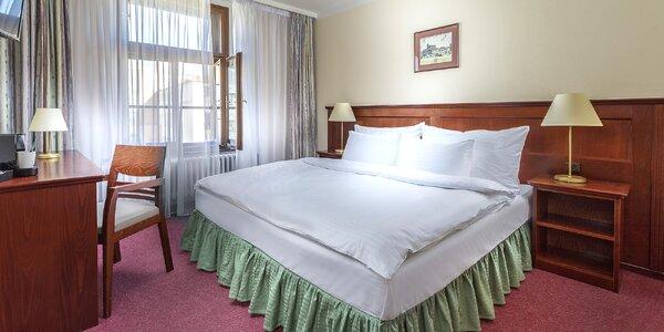 Pobyt v rodinném hotelu na Vinohradech se snídaní