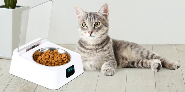 Miska pro psy a kočky s infračerveným senzorem