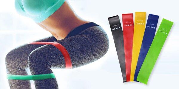 Posilovací gumy pro silový i kondiční trénink