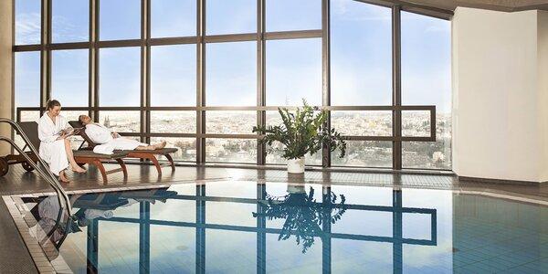 Snídaně, masáž a wellness v hotelu Corinthia