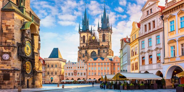 V srdci Prahy: pobyt se snídaní i o adventu