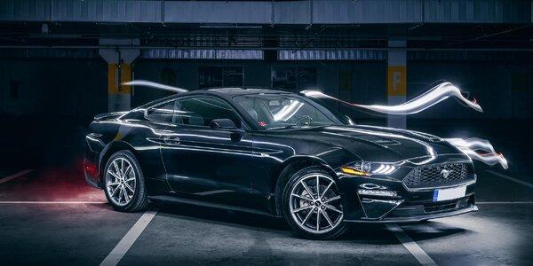 Pořádná jízda: pronájem Mustangu na 3–48 hodin