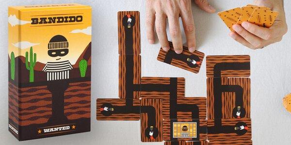Bandido: zábavná karetní hra pro celou rodinu