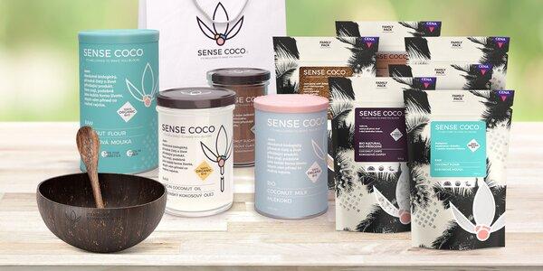 Blahodárný kokos: mouka, olej, mléko, chipsy i cukr