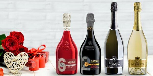 Procházka po italské vinici: Výběr šumivých vín