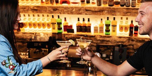 Do klubu na párty: chupito nebo koktejl dle výběru