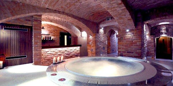 Relaxační pobyt v historické Nitře pro 2 osoby
