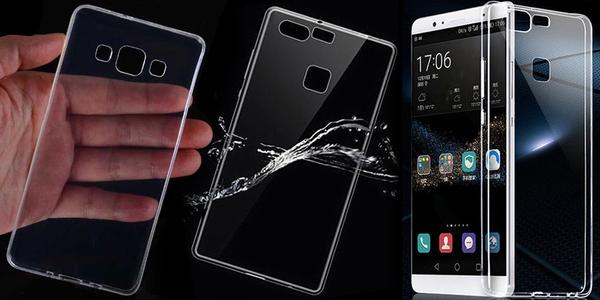 Tvrzená skla a pouzdra pro Huawei, iPhone i Lenovo