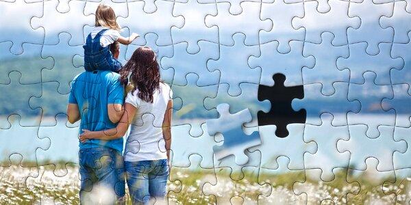 Puzzle s vlastní fotografií: 120 dílků