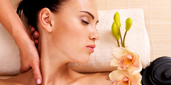 90 minut relaxu v Thajském ráji včetně masáže
