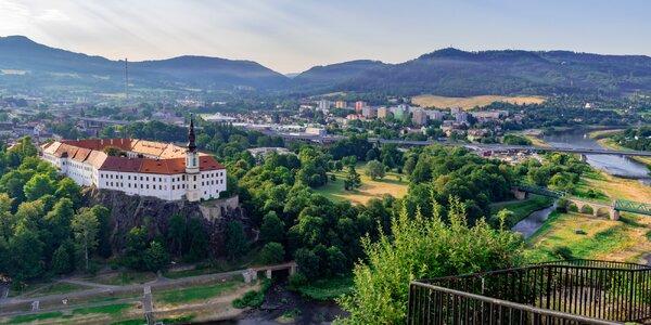 Odpočinek v Děčíně: hotel s polopenzí i zábavou