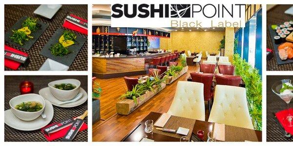 Sushi pro dva v Sushi Point Ostrava
