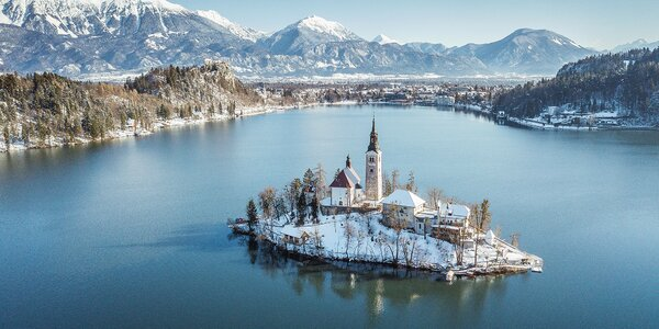 Pobyt se snídaní v oblíbené slovinské destinaci