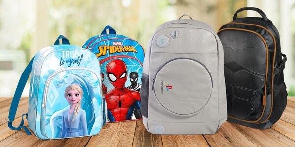 Batohy pro děti: Frozen, Avengers, Batman a další