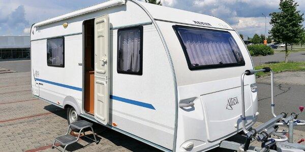 Pronájem karavanu Adria Altea 512DT až na 7 dní