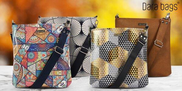 Podzimní kolekce kabelek Dara bags