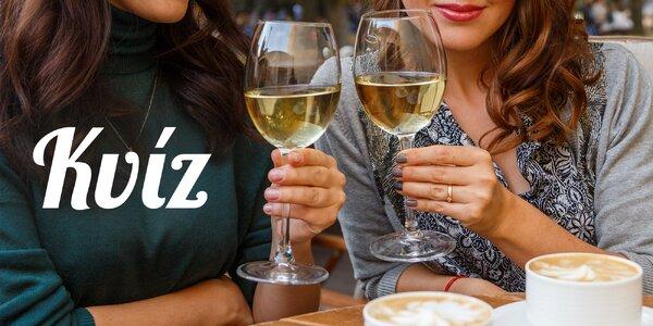 Jak dobře znáte svou lásku? 🥂 Kvíz pro milovníky kávy a vína